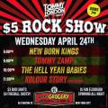 $5 ROCK SHOW at Arlene's Grocery