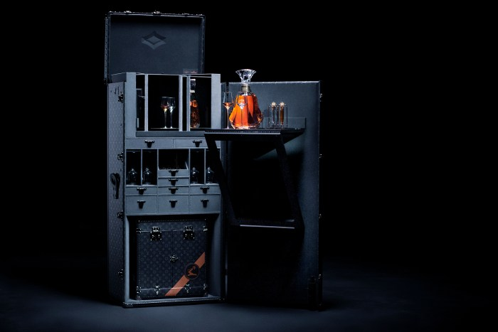 The Paradis Imperial Trunk & Nomad Case by Louis Vuitton