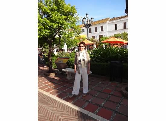 Marbella's Plaza Naranjos