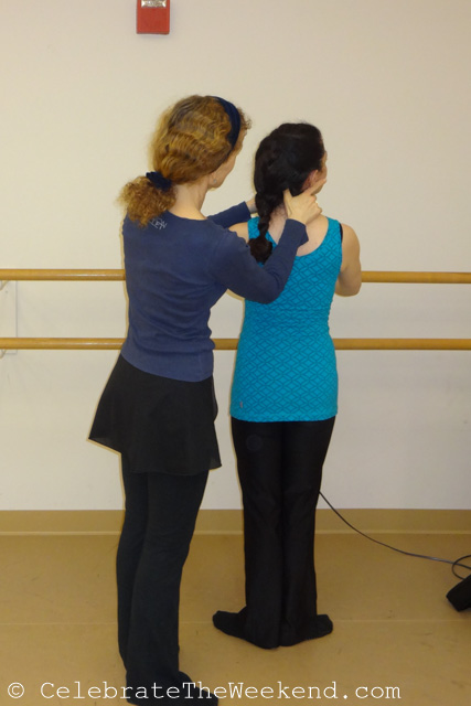 Adult beginner class, Boston Ballet School, Newton studio