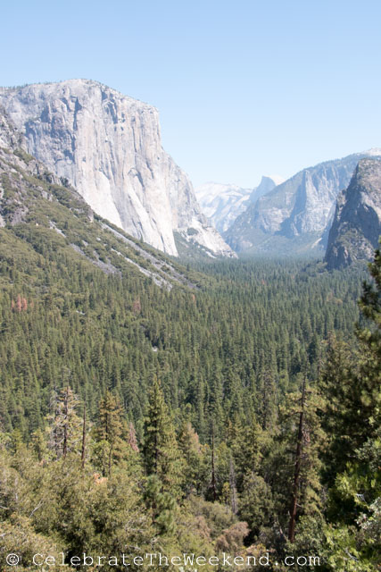 Practical tips for planning you first visit to Yosemite