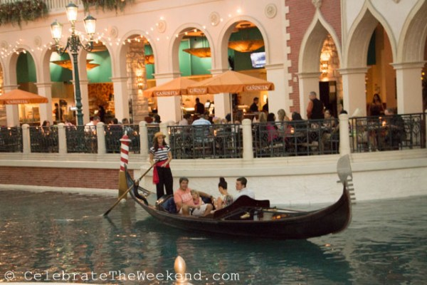 Las Vegas Top 10 Family Favorites