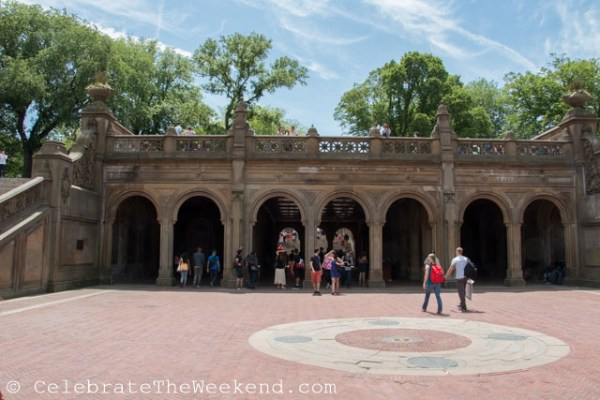 Family Visit to Central Park with New York City's TV and Movie Sites Tour