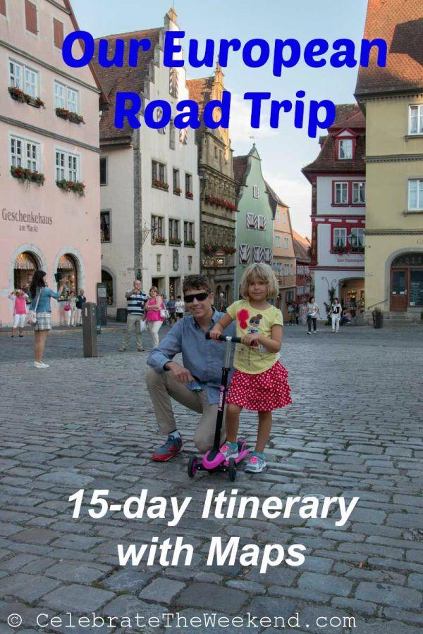 Our European Road Trip