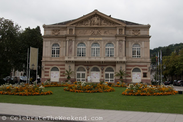 Part 1 of Family Weekend in Baden-Baden: Spa, culture and nature.