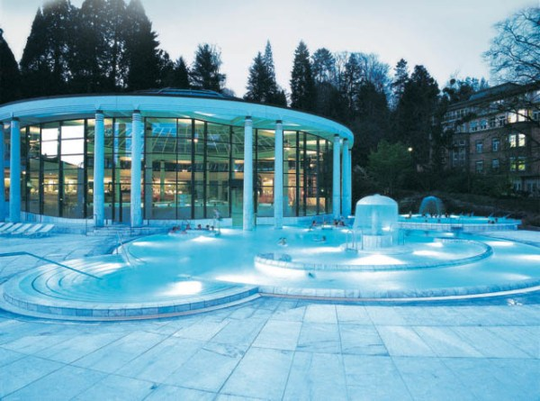 Part 1 of Baden-Baden Weekend. Things to Do for Families: Taking in the waters, culture and nature,