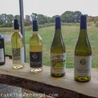 Visiting Greenvale Vineyards in Newport, Rhode Island