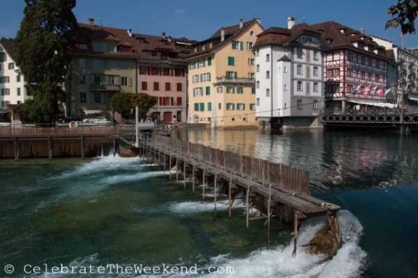 Sharing Lucerne magic with your family