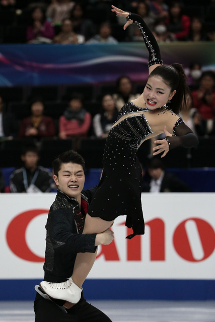 Figure Skating World Championships - is coming to Boston's TD Garden on March 28 to April 3
