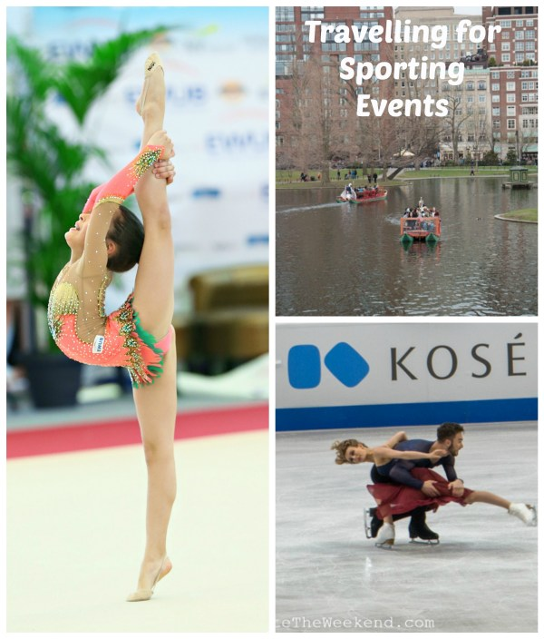 Travelling for Sporting Events