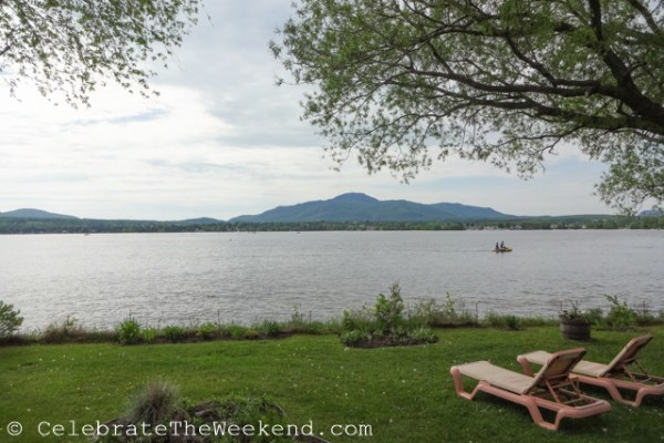 Couple's weekend in Magog, Canada