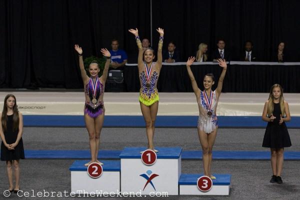 Laura Zeng, US Rhythmic Gymnastics Olympian in Rio