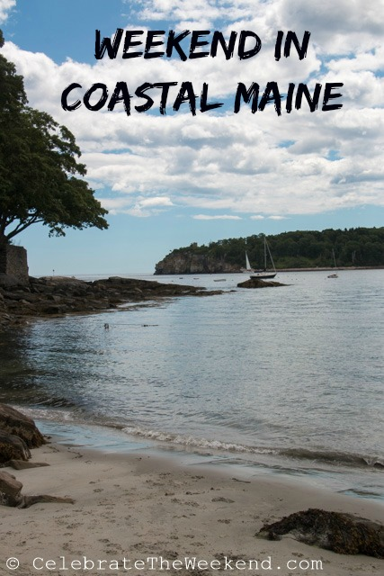 Road tripping Coastal Maine with Kids