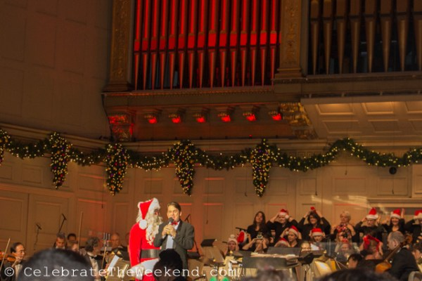 Kids Holiday Matinee at the Boston Pops