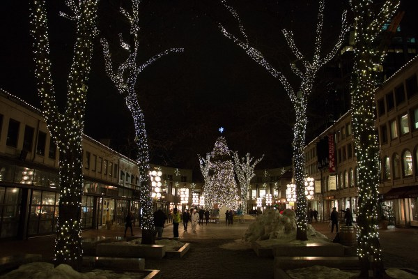 Things to Do in Boston during December 2016