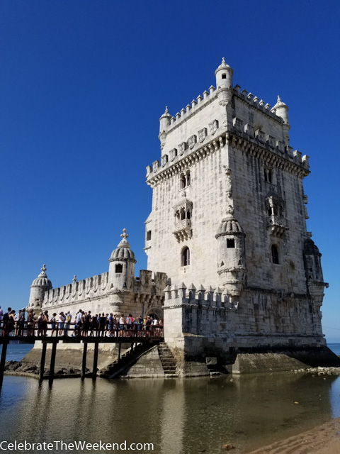 8-hour stopover in Lisbon