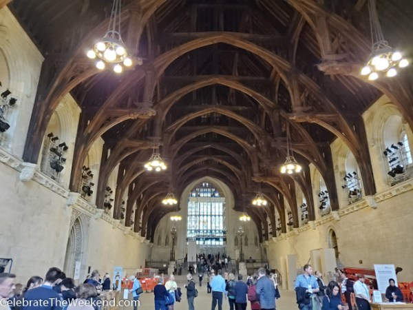 Visiting UK Parliament