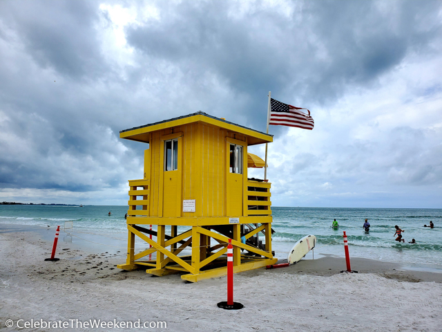 social distancing vacation in Sarasota Florida