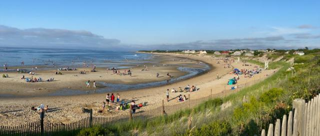 Best Cape Cod Bay Beaches