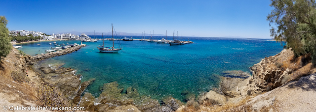 Choosing your first Greek island vacations