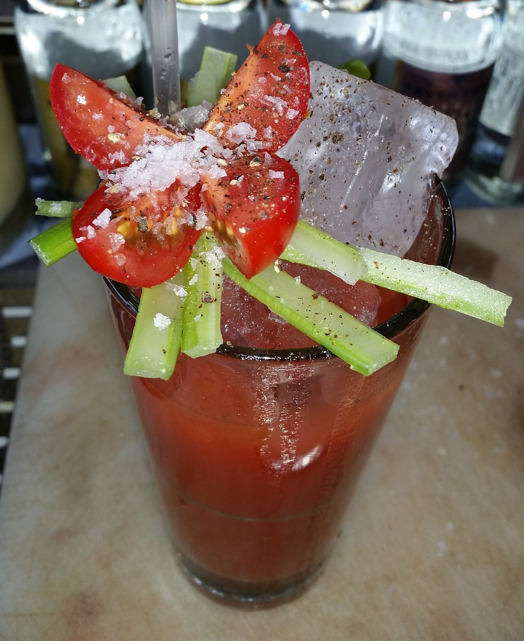 Bloody Mary Day ~ January 1st