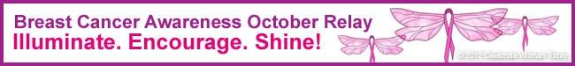 Breast-Cancer-Awareness event logo