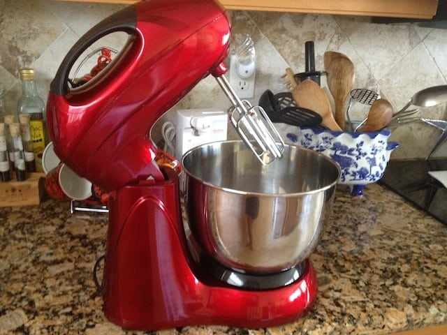 brylanehome 2 bowl stand mixer