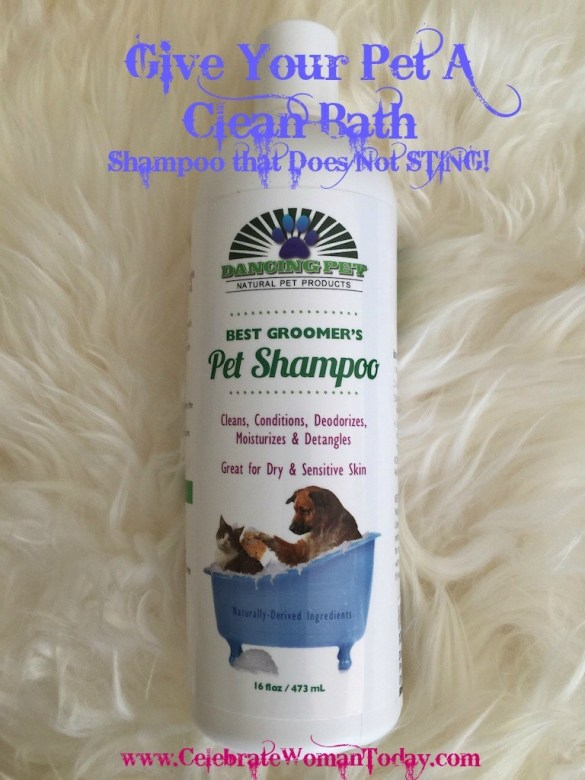 Dancing-Pet-Shampoo-giveaway