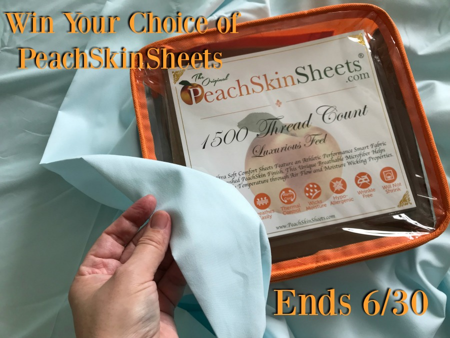 Luxurious PeachSkin Sheets