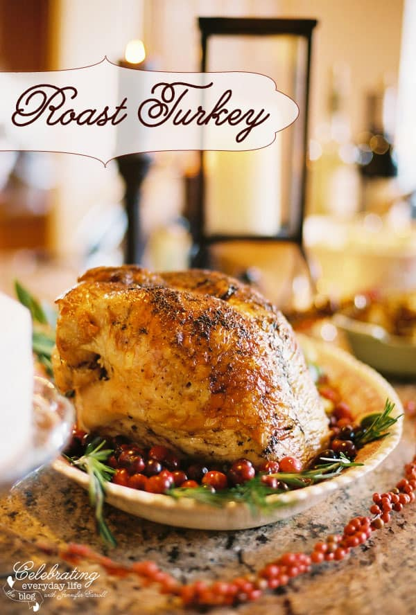 how to cook my turkey uk