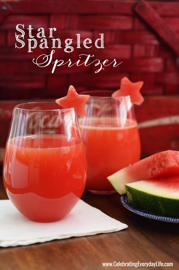 Star-Spangled Spritzer