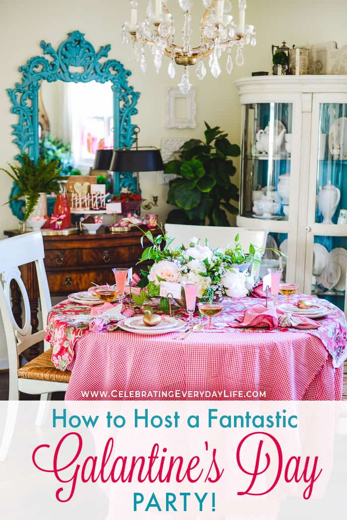 How to Host a Fantastic Galentine\'s Day Party this year ...