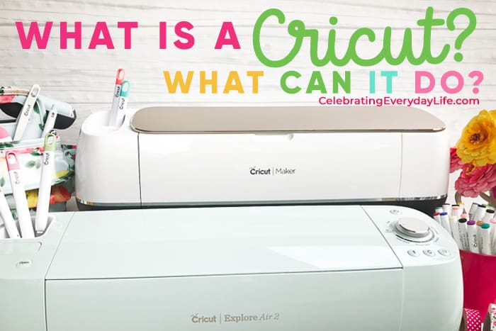 What is a Cricut and what can it do?