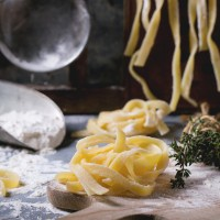 Delicious hand-made pasta
