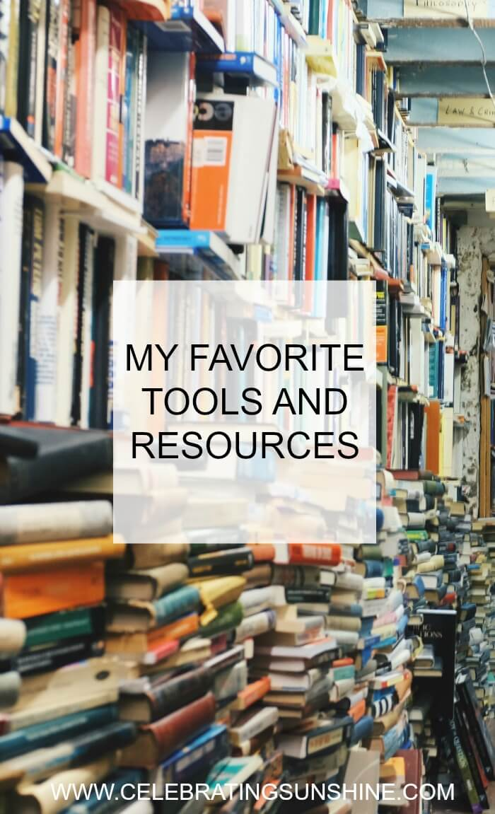 My favorite tools and resources