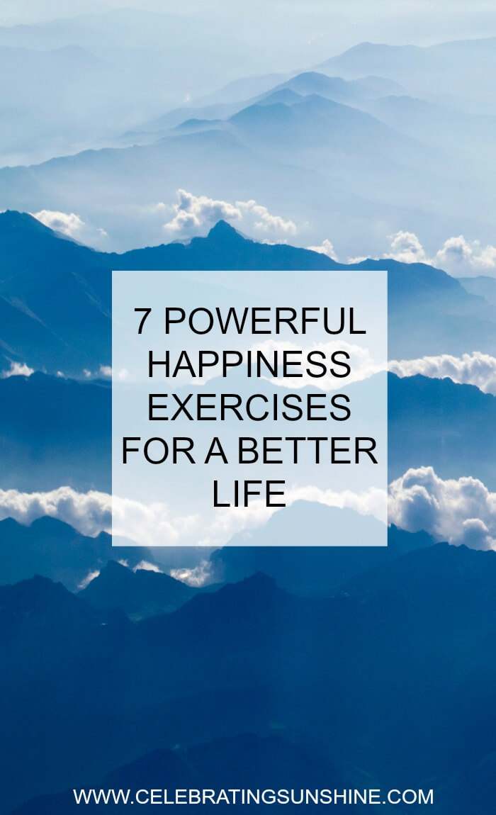Powerful happiness exercises for a better life