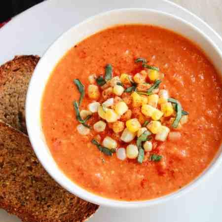 tomato corn soup-2