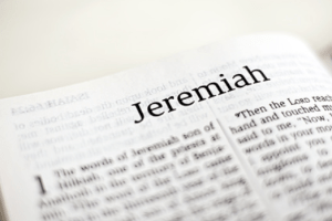 The Call and Commission of Jeremiah – Senior Pastor Wayne Lebak