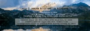 Pastor Larry House – Shalom