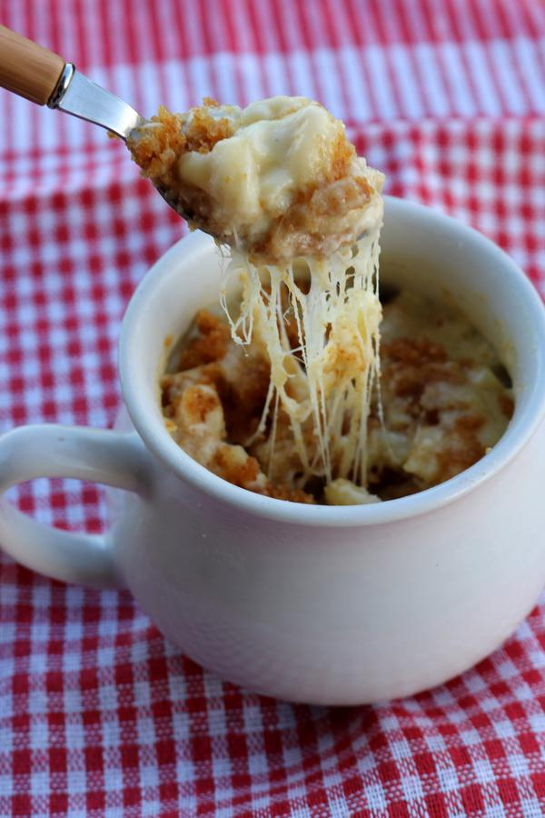 cheese best microwave recipes in a mug