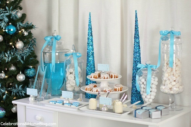 Elegant Holiday Party Ideas Dessert Party Tips