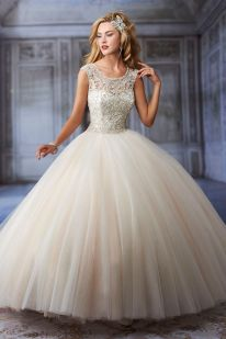 Marys Bridal C7967