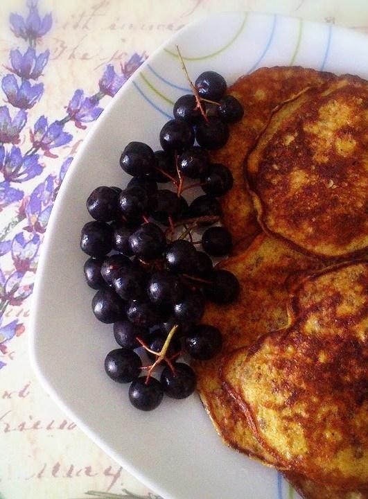 Two ingredient pancakes – Palačinke od samo dva sastojka