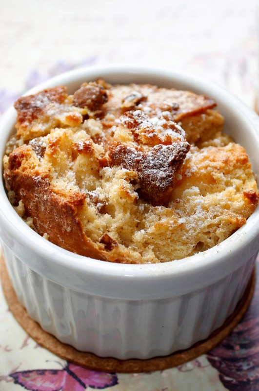 Bread pudding – Puding od kruha