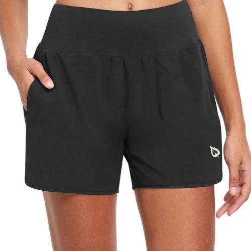 Baleaf Women's Activewear Shorts With Pockets