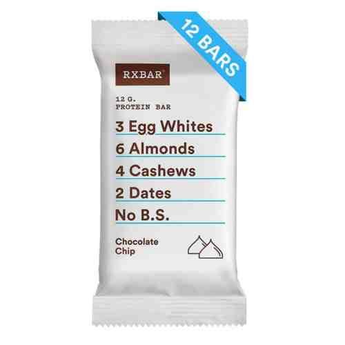 RXBAR Chocolate Chip Whole Food Protein Bar