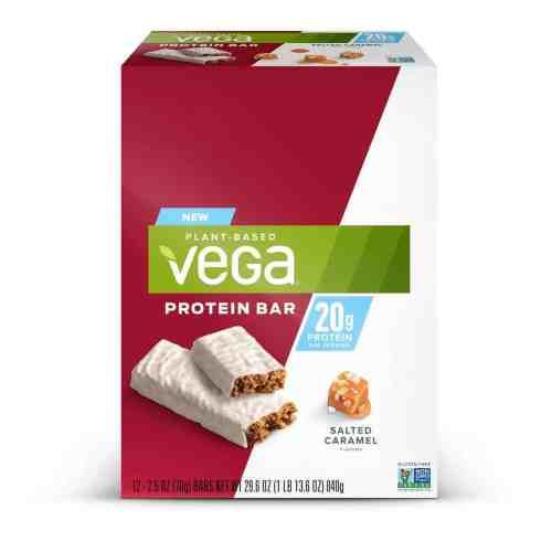 Vega 20g Protein Bars - 12 Pack