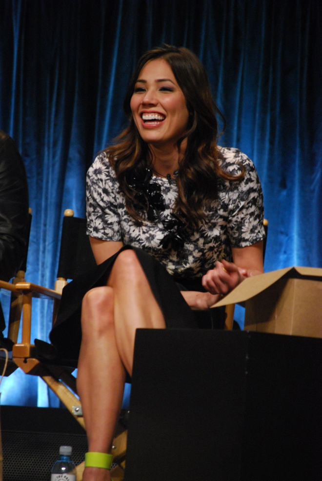 Michaela Conlin Weight Height Ethnicity Hair Color Shoe Size