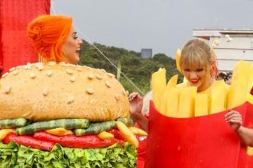 Katy Perry habla de amistad con Taylor Swift