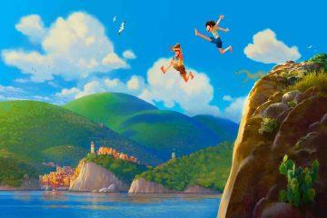 Pixar estrenará Luca en 2021